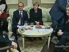 Путлер, Олланд, Меркель, Порошенко. Українські форуми
